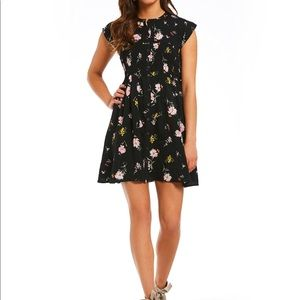 Free People greatest day smocked floral dress